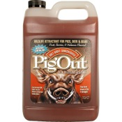 Evolved Habitats Pig Out Attractant, 1 Gal.