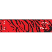 Bohning BlazerWrap Tiger, 13/pk., Red, Carbon