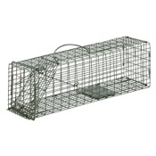 "Duke Single Door Wildlife Cage Traps, 16""x5""x5"", #1 Rodent"