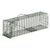 "Duke Single Door Wildlife Cage Traps, 16""x5""x5"", #1 Rodent"