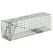 "Duke Single Door Wildlife Cage Traps, 24""x7""x7"", #2 Rabbit"