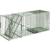 "Duke Single Door Wildlife Cage Traps, 32""x10""x12"", #3 Raccoon"