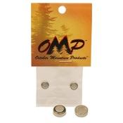 OMP #392 Silver Oxide Batteries, 2/pk.