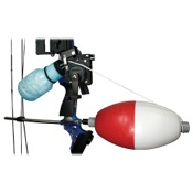 AMS Big Game Retriever Pro, 400# line, Right Hand