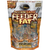 Wildgame Acorn Rage Feeder Fat, 5# Bag