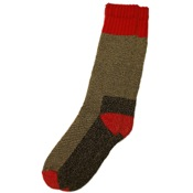 Elder Expedition Thermal Sock, Lg (9-12), Polypro/Wool