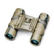 Tasco Essential Compact Binocular, 10x25, Camo, Roof Prism