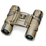 Tasco Essential Compact Binocular, 12x25, Camo, Roof Prism