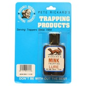 Rickard?s Trapping Lure - Mink, 1.25oz.