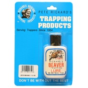 Rickard?s Trapping Lure - Beaver, 1.25oz.