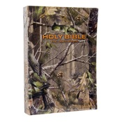 OSD Realtree Pocket Bible, APG, KJV, Paperback