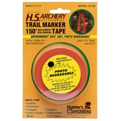 H.S. Photodegradable Trailmarker Tape, Fl Org
