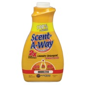 H.S. Scent-A-Way Laundry Detergent, 44oz.