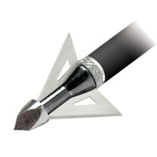 "Carbon Express Mayhem EXT Broadhead, 3/pk., 100gr., BH, 1"" Dia., .017"" Thick"