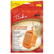 Tinks #69 Doe-in-Rut Hot Bomb Heated Lure Dispenser, Disposable