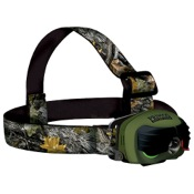 Primos Top Gun LED Headlamp, 85/150 Lumens, Matrix, 1 AA