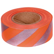 "Allen Reflective Trail Flagging Tape, 1""x150"