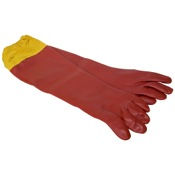 "Rickard?s Gauntlet Waterproof 31"" Gloves, pr."