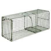 "Duke Single Door Heavy Duty Wildlife Cage Traps, 36""x15""x14"", X Large-Fox"