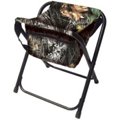 Gorilla Gear Compact Hunting Stool, BrkUp, Steel