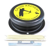 Cajun Screw On Reel & Line, 50ft-80lb., Package