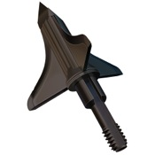 "Trophy Taker Shuttle T-Lock Black Ops Broadhead, 3/pk., 125 gr., 1 3/16"" Dia."