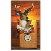 Rivers Edge Outdoor Series 3D Nightlight - Deer