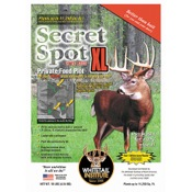 Whitetail Institute Imperial Secret Spot XL, 10lbs, 11,250sq.ft.