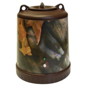 Code Blue Temptation Electronic Scent Warmer, Battery Powered