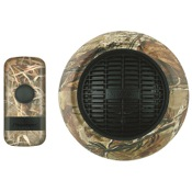 Extreme Dimensions Sportsmans Wireless Doorbell, AP, Animal Sounds