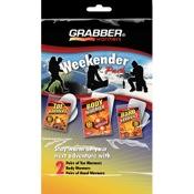 Grabber Weekender Pack, Multi-Pack