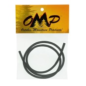 OMP Premium Pro Tubing, 2?, Black