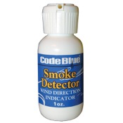 Code Blue Smoke Detector Wind Checker, 1oz.