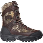 "LaCrosse Hunt Pac Extreme 10"" Boot, 13, BrkUp, Leather, 2000gm"