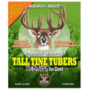 Whitetail Institute Tall Tine Tubers, 3lb, .5 Acre