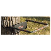 Big Game Universal Shooting Rail, Strap on, Steel