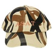ASAT Ball Cap w/Muted Logo, One Size, ASAT, Long Brim