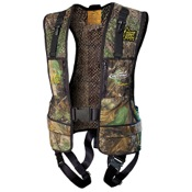 Hunter Safety Systems Pro Mesh Harness, w/Lineman_s Strap, APG, S/M (100 to 175lb)