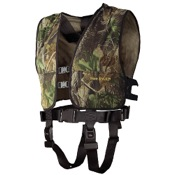 Hunter Safety Systems Lil? Treestalker Youth Harness, w/Pockets, APG, Y (50 to 120lb)