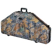 Vanguard Saberlock Compound Bow Case, 40x18x7, Camo