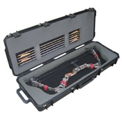 "SKB Ultimate Parallel Limb Bow Case, 39""x13.5""x6"", Black"