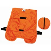 Frogg Toggs Pocket Hunting Vest Blaze Orange, One Size, Blaze, Knit
