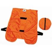Frogg Toggs Pocket Hunting Vest Blaze Orange, One Size, Blaze, Knit