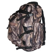 "Big Dog Premium Back Pack, 11""Lx13""Wx19""H, TmbrStrike"