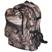 "Big Dog Basic II Back Pack, 9""Lx14""Wx19""H, TmbrStrike"