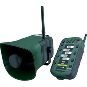 Extreme Dimensions Phantom Mini Remote Predator Call, Green, Predator