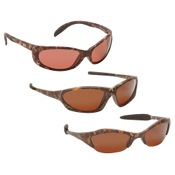 AES Camo Sunglasses Display, 4ea x 5 models
