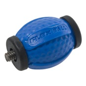 OMP Flex Ball Shock Reduction Module, Blue, 1/4-20M, 1/4-20F