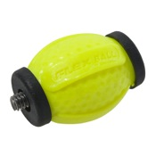 OMP Flex Ball Shock Reduction Module, Yellow, 1/4-20M, 1/4-20F