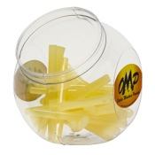 "OMP Stick-It Premium Hot Melt Container, 5"", 25/pk., Container"